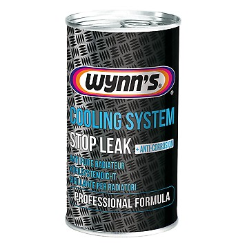 COOLING SYSTEM STOP LEAK WYNN'S W45641 Diesel Benz Gpl Top Quality Italia