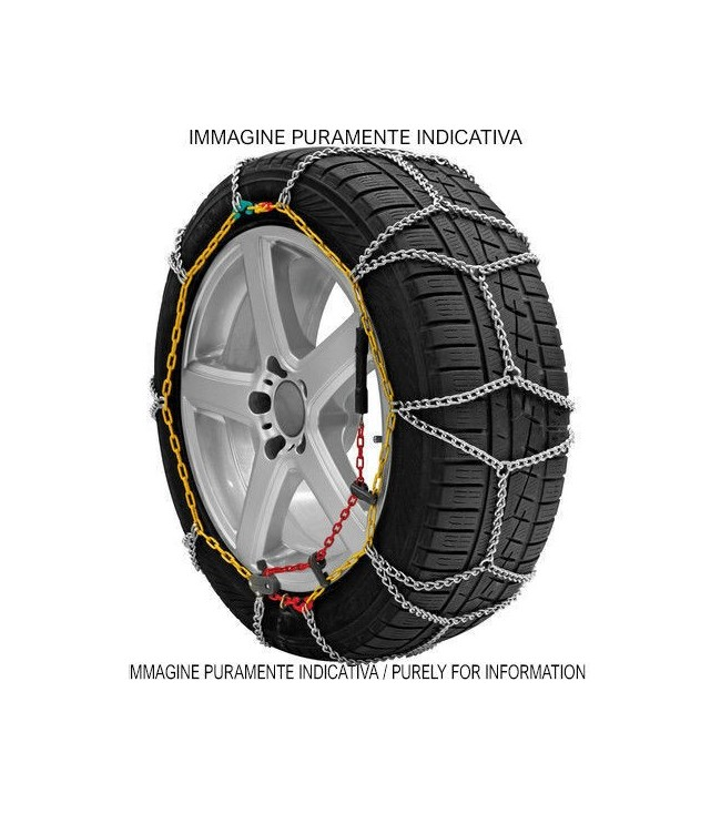 Catene da Neve 9mm GR 100 Per Pneumatici 235/35R19 snow chains