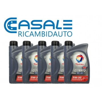 6 L Total Quartz INEO MC3 5w30 + Kit Filtri Mercedes classe B