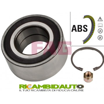 Kit Cuscinetto ruota FAG 713640310 Citroën C2 C3 DS Peugeot 2008 207 208 301 New