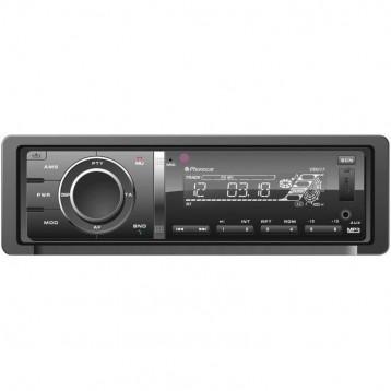 PHONOCAR VM017 Autoradio con lettore CD-USB-SD-MP3 Bluetooth Player Receiver ITA